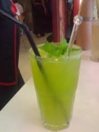 Green Apple Soft Drink Concentrate