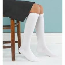 Girls School Knee High Socks