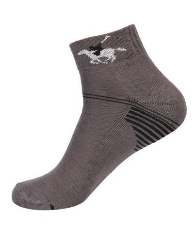 Half Terry Cushion Sole Terry Ankle Socks