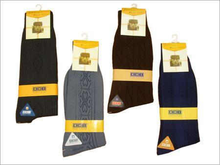 100 % P P Yarn Reversible Socks