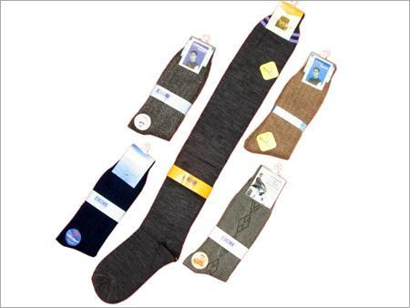 Reversible Woolen Socks