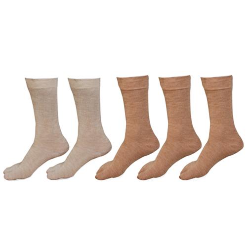 Wool-warm Cozy Toe Socks