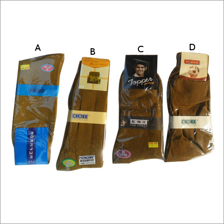 Police Forest Govt. Department Socks