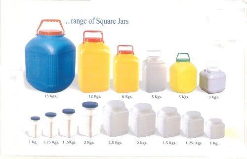 Plastic Jar