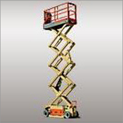 Scissors Lift Rental