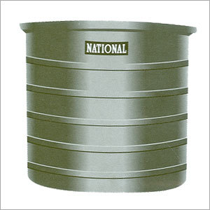 Cylindrical Vertical Plastic Tanks