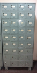 36 Cupboard Locker