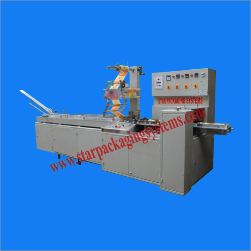 Edge Cookies Biscuit Packaging Machine