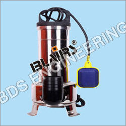 Single Vane Sewage Pumps