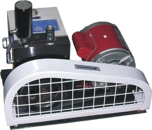 325 LPM Single Stage Belt Drive Vacuum Pump