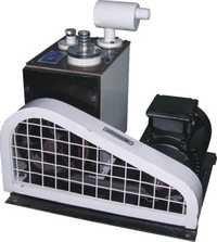 600 LPM Single Stage Belt Drive Vacuum Pump