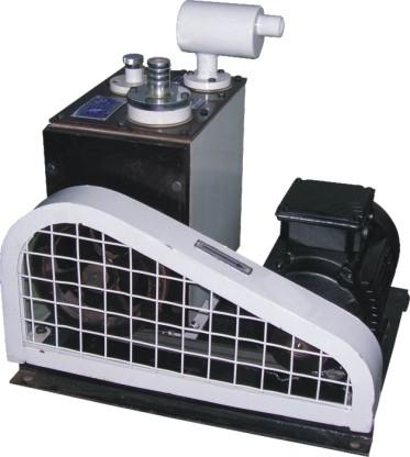 600 LPM Double Stage Belt Drive Vacuum Pump