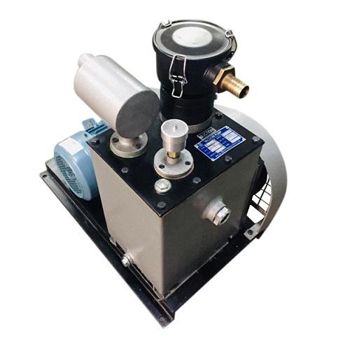 1000 LPM Double Stage Belt Drive Vacuum Pump