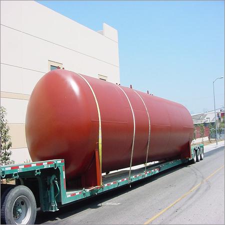 High Capacity Water Storage Tank