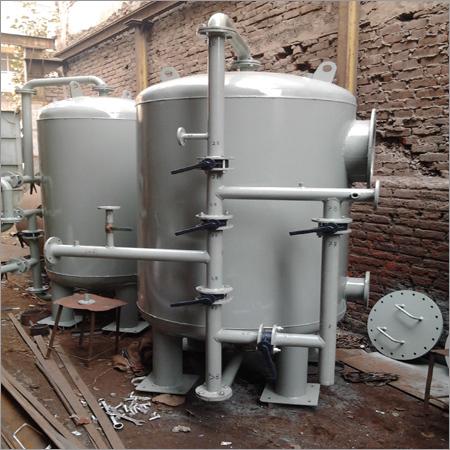 Water Filter Vessel