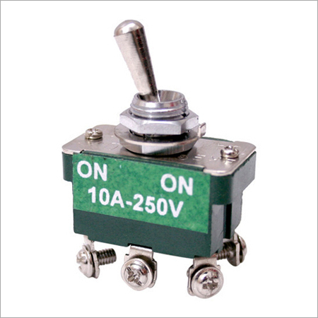 Toggle Switches 10Amp