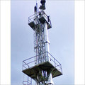 Broadcasting Tower Fabrication