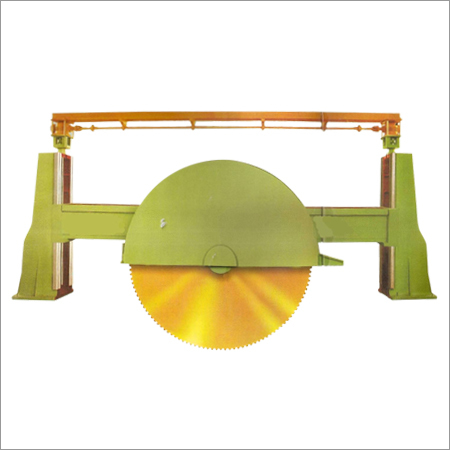 Bridge Stone Cutting Machine