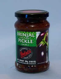 Spicy Brinjal Pickle