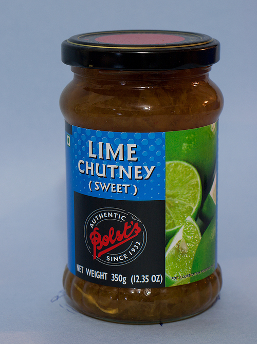 Lime Sweet Chutney
