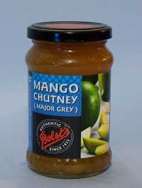 Mango chutney major grey