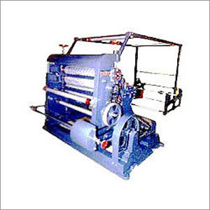 Vertical Corrugating Machine