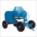 Concrete Mixture Machine Without Hopper