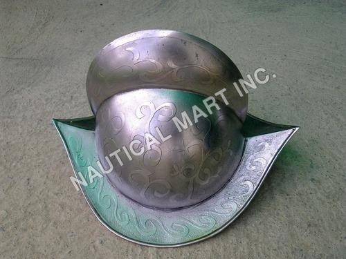 Spanish Conquistador Helmets