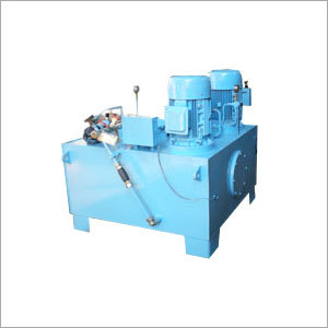 Hydraulic Power Pack for operating Hoists