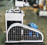 1500 LPM Double Stage Belt Drive Vacuum Pump