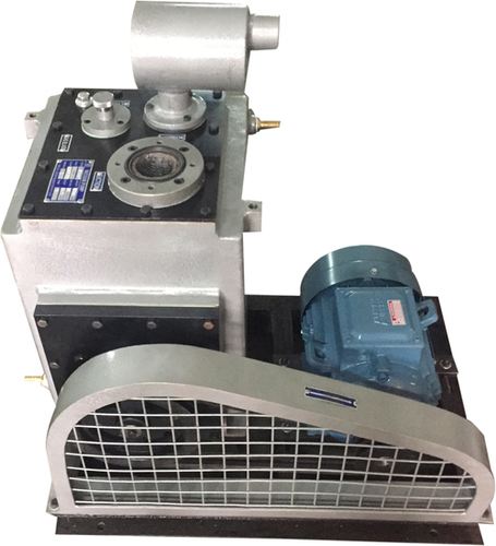 Single Stage Belt Drive Vacuum Pump