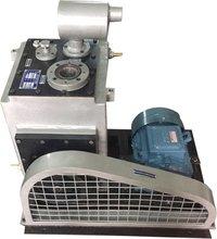 2500 LPM Single Stage Belt Drive Vacuum Pump