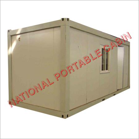 Porta Security Cabin