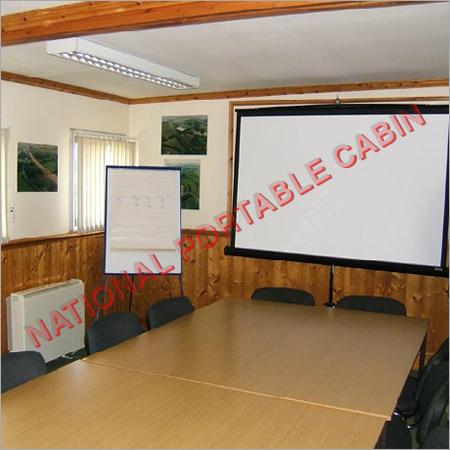 MS Interior Portable Cabin