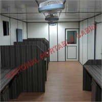 Modular Interior Portable Cabin