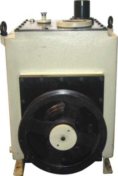 5000 LPM Single Stage Belt Drive Vacuum Pump