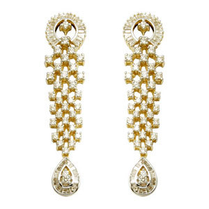 Gold EarringsGold Earrings ManufacturerGold Earrings ExporterSupplier