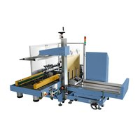 Carton Erector Machine