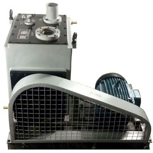 7500 LPM Double Stage Belt Drive Vacuum Pump