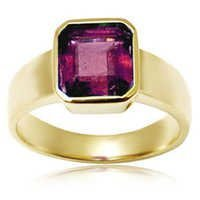 Birthstone Ruby Ring