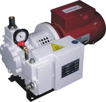 25 M3/Hr Oil Lubricated Vacuum Pump