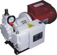 25 M3/Hr Oil Lubricated Vacuum Pump