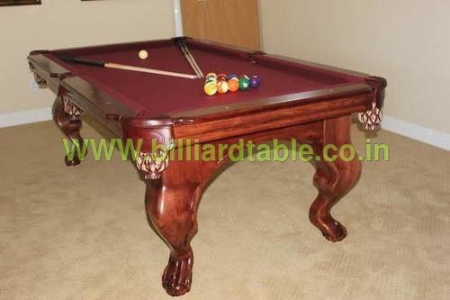 Custom Billiard Table