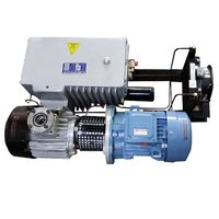 100 M3/Hr Oil Lubricated Vacuum Pump