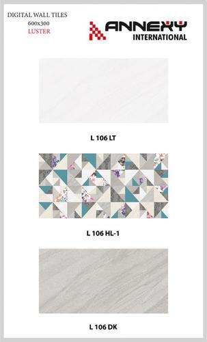 Digital Print Wall Tiles 30x60 cm