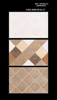 Evolution Bone Ceramic Wall Tiles