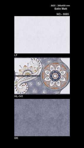 Ceramic Matt Wall Tile