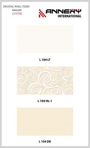 Luster Ceramic Wall Tile 30x60 cm