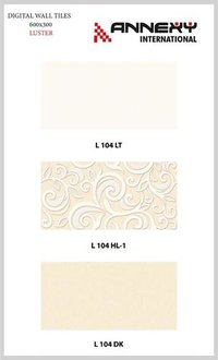 Luster Ceramic Wall Tile