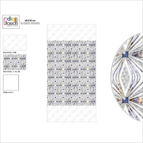 Printed Luster Wall Tiles